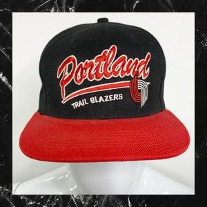 NBA Portland Trail Blazers New Era Snapback Hat